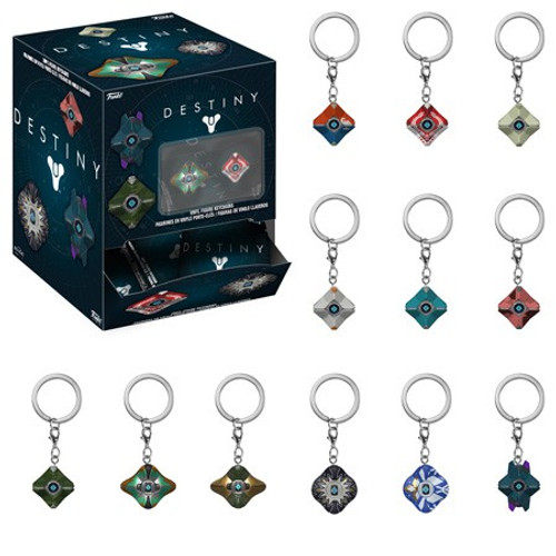 Funko Pocket POP! Keychain Destiny Ghost Mystery Box [12 Packs]