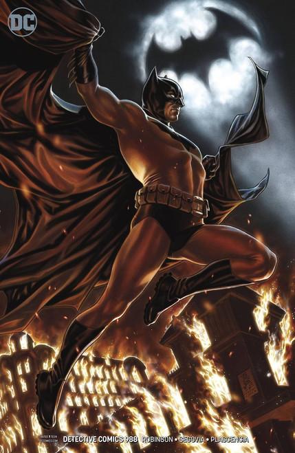 DC Detective Comics #988 Comic Book [Variant]