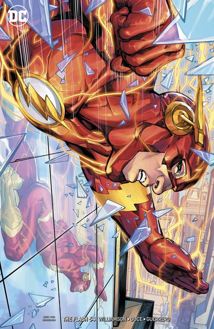 DC The Flash #54 Comic Book [Variant]
