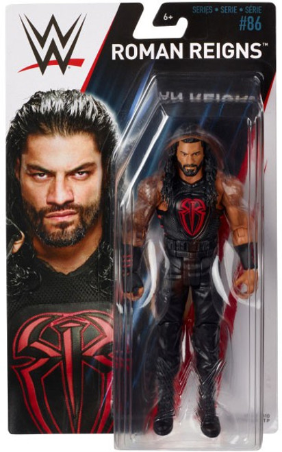 WWE Wrestling Series 86 Roman Reigns Action Figure