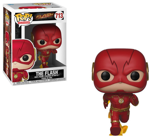 Funko POP! TV The Flash Vinyl Figure #713