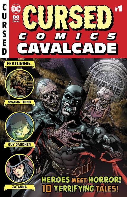 DC Cursed Comics Cavalcade #1 Comic Book