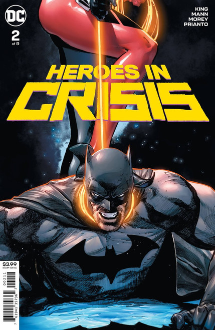 DC Heroes In Crisis #2 of 9 Comic Book