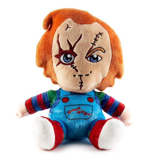 Child's Play Phunny Chucky 6-Inch Plush (Pre-Order ships May)