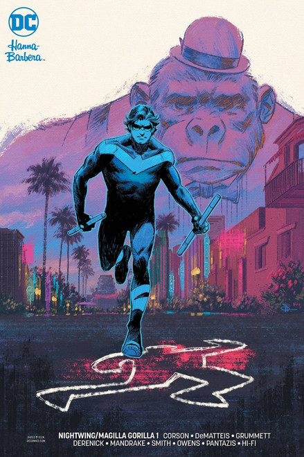 DC Nightwing & Magilla Gorilla Special #1 Comic Book [Variant]