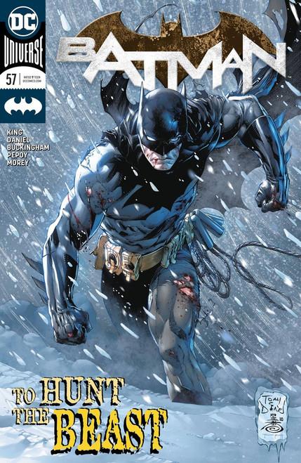 DC Batman #57 Comic Book