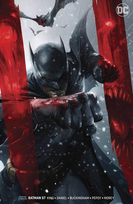 DC Batman #57 Comic Book [Francesco Mattina Variant]