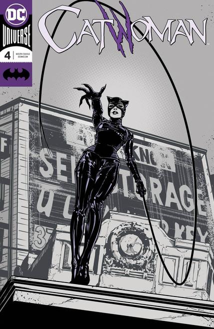 DC Catwoman #4 Comic Book [Foil]