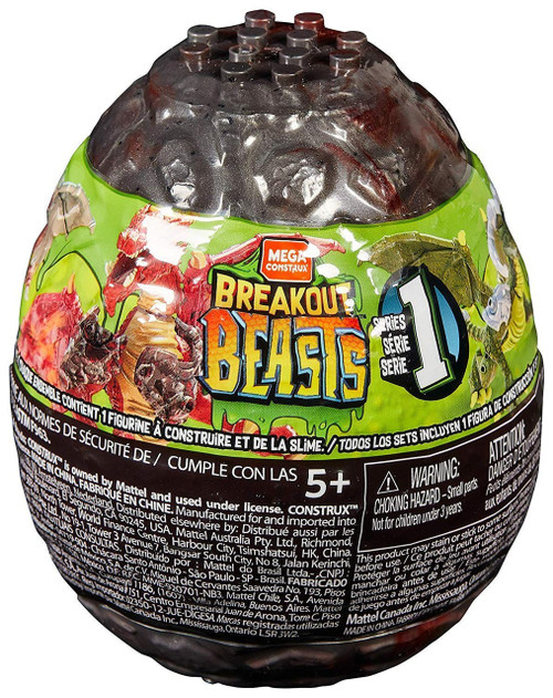 Breakout Beasts Series 1 Slime Egg Mystery Pack