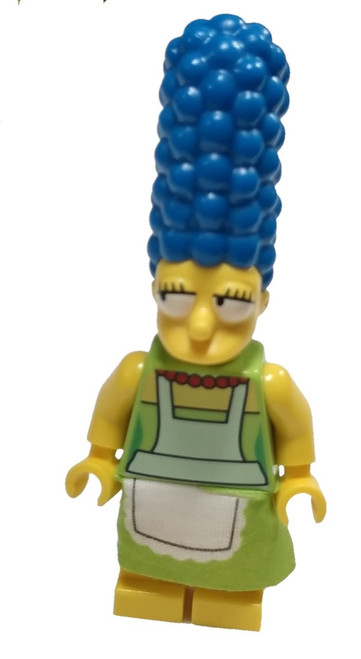 LEGO The Simpsons Marge Simpson Minifigure [with Apron Loose]