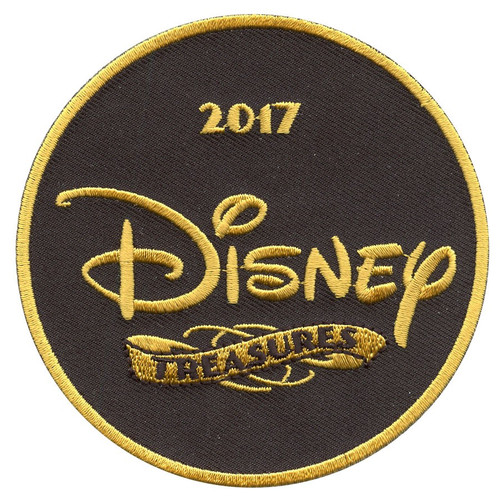 Funko Disney Treasures 2017 Exclusive Patch