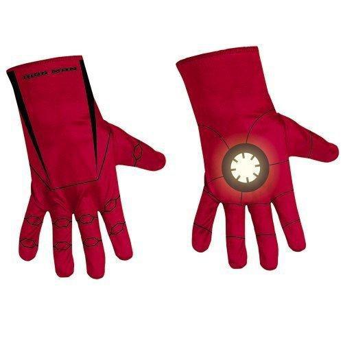 Iron Man 2 Costumes Mark IV Gloves #13622 [Child]