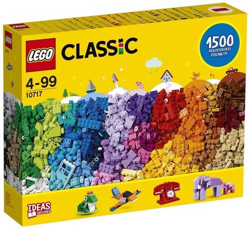 LEGO Classic Bricks Exclusive Set #10717