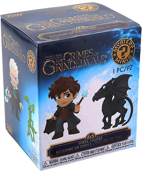 Funko Harry Potter Fantastic Beasts The Crimes of Grindelwald Mystery Minis The Crime of Grindelwald Mystery Pack [1 RANDOM Figure]