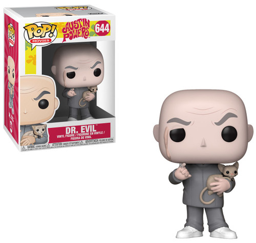 Funko Austin Powers POP! Movies Dr. Evil Vinyl Figure #644
