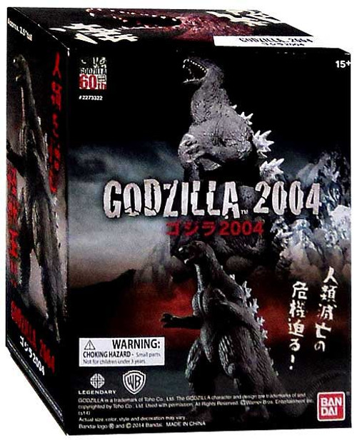 Shokugan Godzilla Mini Figure [2004, Loose]