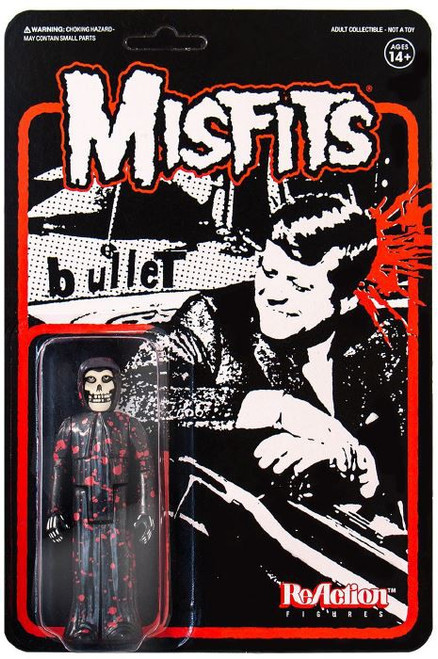 ReAction Misfits The Fiend Action Figure [Bullet]