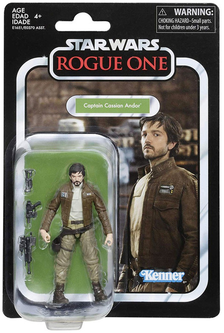 Star Wars Vintage Collection Captain Cassian Andor Action Figure