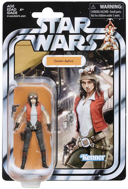 Star Wars Vintage Collection Doctor Aphra Action Figure