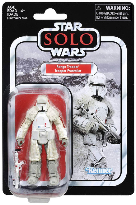 Star Wars Solo Vintage Collection Range Trooper Action Figure