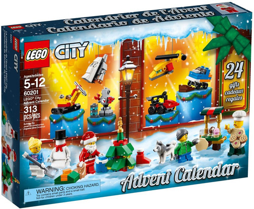 LEGO City 2018 Advent Calendar Set #60201