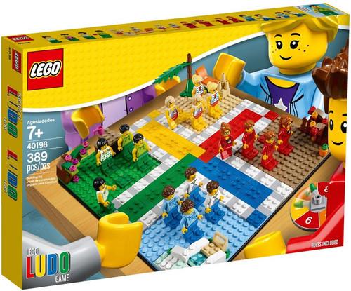 LEGO Ludo Game Set #40198