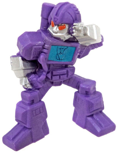"""Transformers Robots in Disguise Tiny Titans Series 2 Woundwave 2-Inch 2"""" PVC Figures [Loose]"""