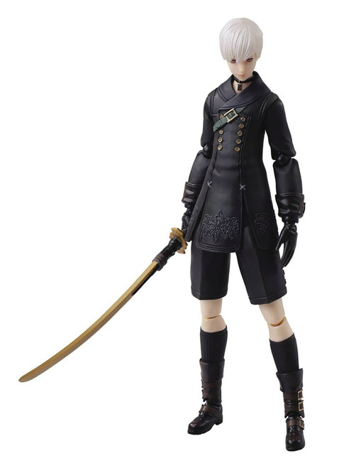 NieR: Automata Bring Arts 9S Action Figure