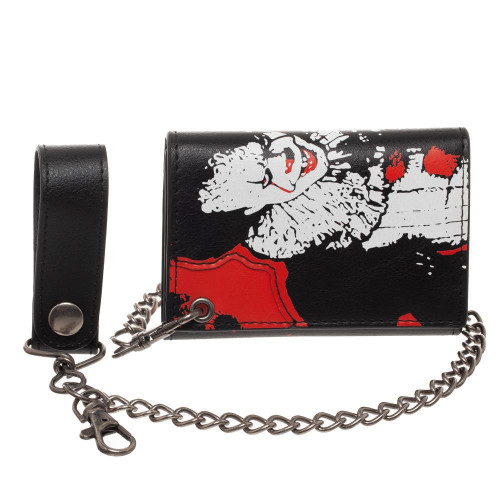 IT Movie (2017) Pennywise Chain Wallet