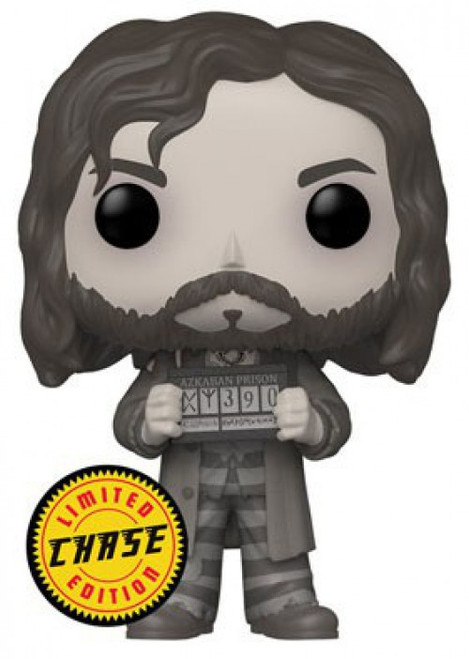 Funko Harry Potter POP! Movies Sirius Black Exclusive Vinyl Figure #67 [Azkaban Prizon, Sepia, Chase Version]