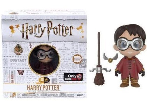 Funko 5 Star Harry Potter Exclusive Vinyl Figure [Quidditch]