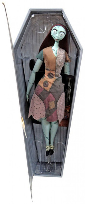 Nightmare Before Christmas 25th Anniversary Coffin Doll Sally Exclusive 14-Inch