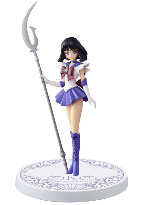Sailor Moon 20th Anniversary Girls Memories Sailor Saturn 5-Inch Collectible Figure [Pretty Guardian]