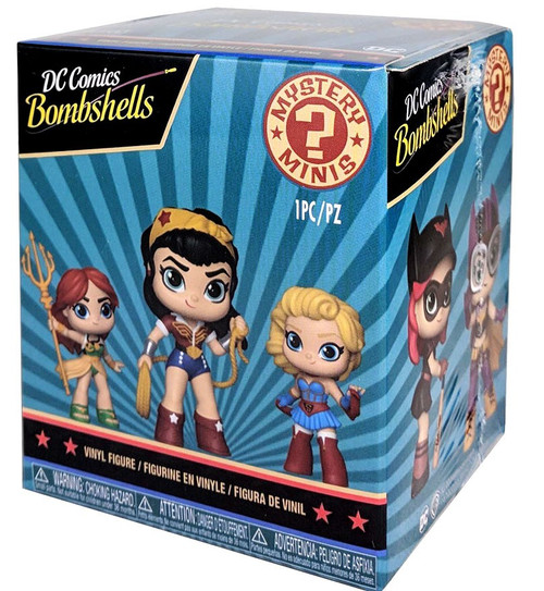 Funko DC Mystery Minis Bombshells Exclusive Mystery Pack [Specialty Series]