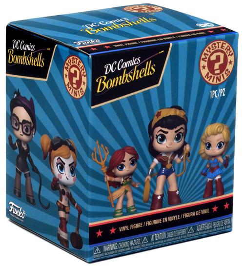 Funko DC Mystery Minis Series 1 Bombshells Mystery Pack