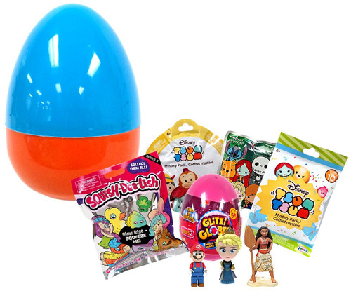 ToyWiz Mystery Egg Girl's Holiday Surprise [Over $45 Value!]