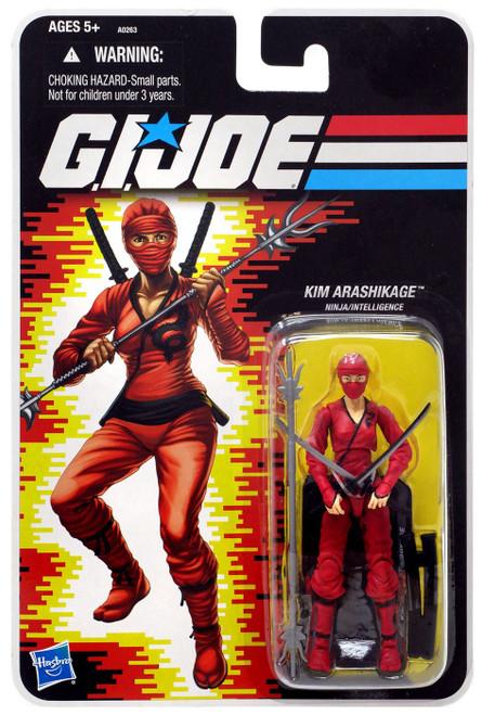 GI Joe Kim Arashikage Exclusive Action Figure [Red Suit]