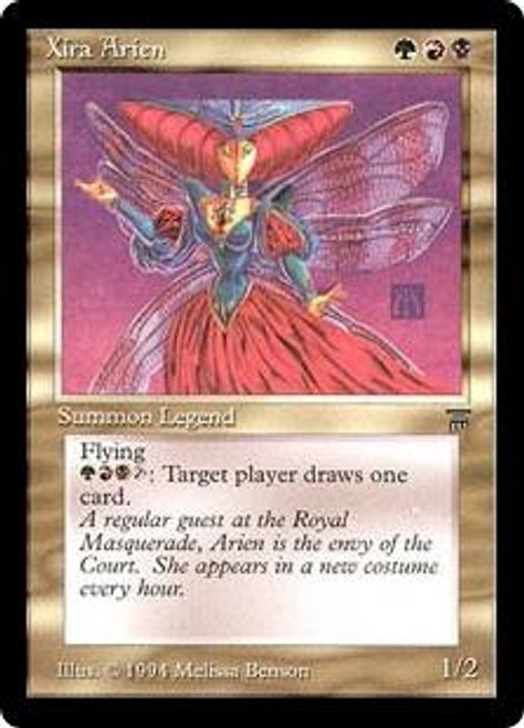 MtG Legends Rare Xira Arien