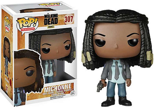 Funko The Walking Dead POP! TV Michonne Vinyl Figure #307 [Season 5, Damaged Package]