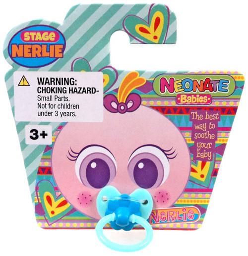 Neonate Babies Nerlie Blue Pacifier