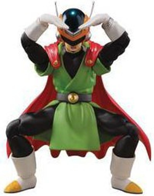 Dragon Ball Z Figuarts Great Saiyaman Action Figure