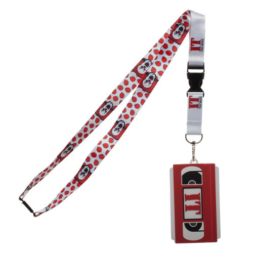 IT VHS Lanyard & ID Holder
