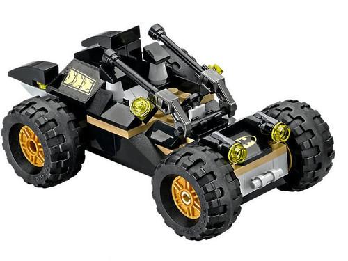 LEGO DC Universe Super Heroes Batman II Desert Batman's Buggy [Loose]