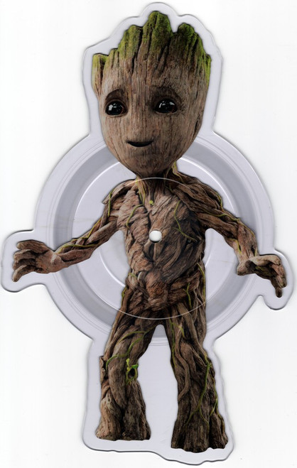 Guardians of the Galaxy Vol. 2 Collectible Baby Groot Vinyl 12-Inch Vinyl Record