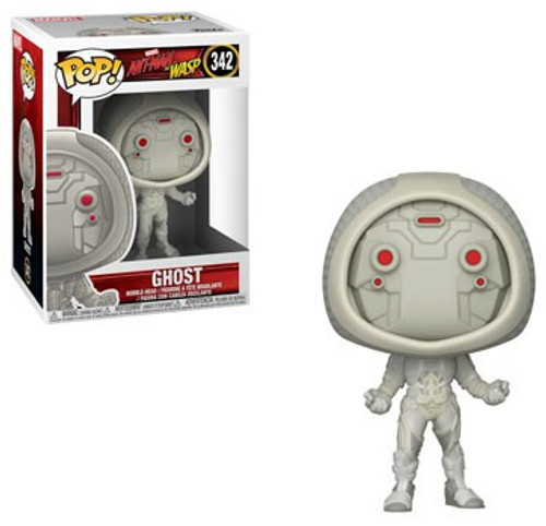 Funko Ant-Man and the Wasp POP! Marvel Ghost Vinyl Figure #342 [Damaged Package]