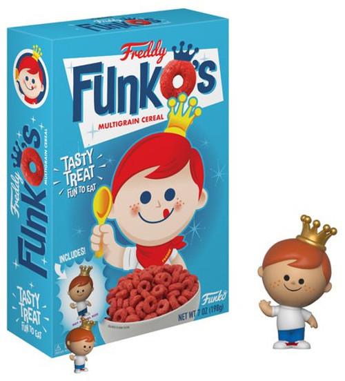 Freddy FunkO's 7 Oz. Breakfast Cereal [Damaged Package]