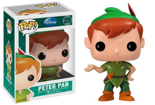 Funko POP! Disney Peter Pan Vinyl Figure #25