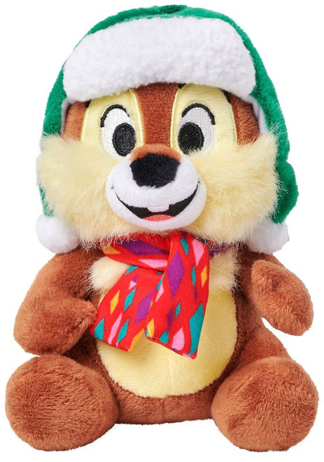 Disney Chip 'n Dale 2018 Holiday Chip Exclusive 6.5-Inch Plush