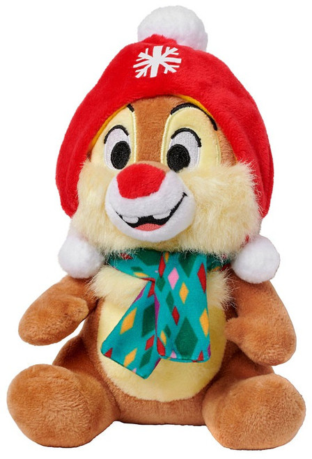 Disney Chip 'n Dale 2018 Holiday Dale Exclusive 6.5-Inch Plush