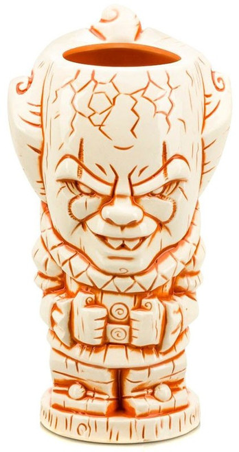 IT Movie (2017) Geeki Tiki Pennywise Exclusive 7-Inch Tiki Glass